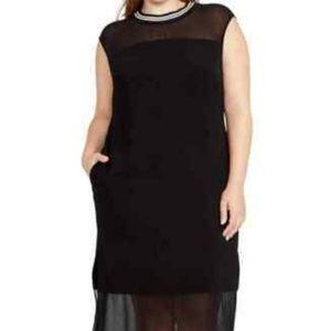 RACHEL Rachel Roy Dresses - RACHEL RACHEL ROY PLUS SHIFT DRESS